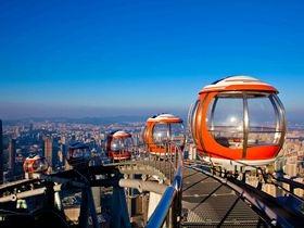 广州塔460米摩天轮游乐套票