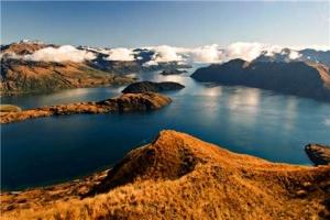 皇后镇-【尚·博览】新西兰南北岛9天*冰川峡湾*全景<纯净冰川,米佛峡湾,霍比特人村,Skyline海鲜自助餐>
