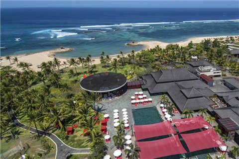 巴厘岛-【自由行】印尼巴厘岛5天*机票+酒店*ClubMed地中海俱乐部*广州直航*等待确认<一价全包、鹰航、4晚>