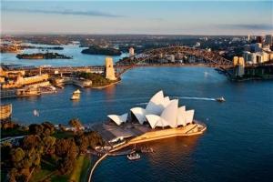 布里斯本-【典·博览】澳洲(悉尼、凯恩斯、布里斯本、黄金海岸)8天*缤纷炫彩*广州往返<大堡礁,自然遗产热带雨林,直升飞机观光,私家电动艇,野生动物园>