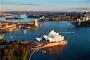 【典·博览】澳洲(悉尼、凯恩斯、布里斯本、黄金海岸)8天*缤纷炫彩*广州往返<大堡礁,自然遗产热带雨林,直升飞机观光,私家电动艇,野生动物园>