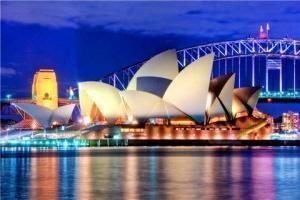 威尔士-【典·博览】澳洲(悉尼、凯恩斯、布里斯本、黄金海岸、墨尔本)、新西兰北岛12天*精华<大堡礁,华纳电影世界,悉尼港游船,蓝山国家公园,毛利文化村>