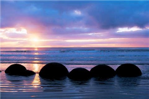 新西兰 基督城 皇后镇-【尚·深度】新西兰南岛8天*冰河峡湾*纯玩<冰河前沿健行,米佛峡湾,西海岸高山观景火车>