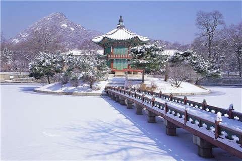 【尚·深度】韩国首尔京畿道5天*超值*滑雪*广州往返