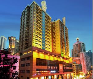澳门-澳门富豪酒店