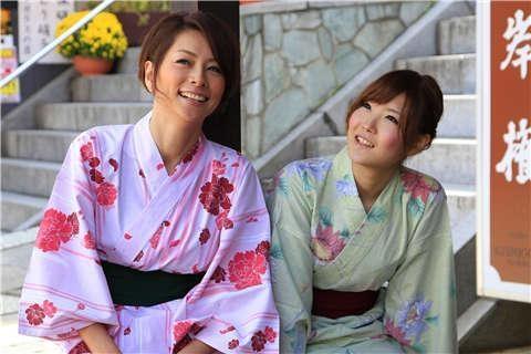 日本-【当地玩乐】日本京都梦馆和服租赁