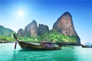 泰国-泰国【当地玩乐】代订甲米塔兰+划独木舟+游泳一日游*等待确认