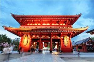 日本-【尚·休闲】日本东京、富士5天*超值之选*广州往返