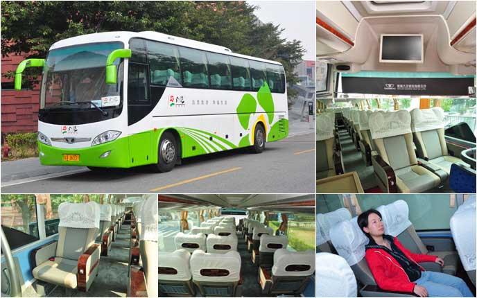 30座桂林大宇豪华商务车 (2辆)