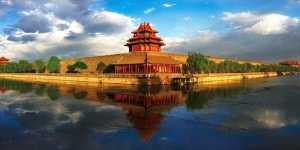 颐和园-【乐·休闲】北京、双飞5天*居庸关长城*故宫*天坛*乐游<京味美食,颐和园品茗,漫步四合院>