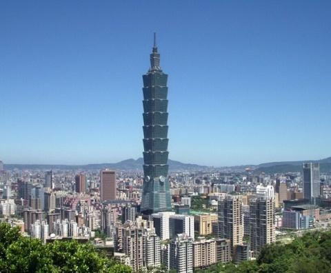 台湾台北日月潭体验5天