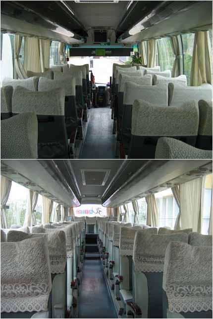 49座桂林大宇高级旅游车 (8辆)