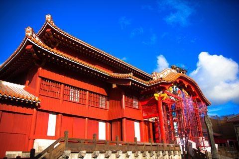 <度假乐享>日本冲绳5天.美之海水族馆.香港往返