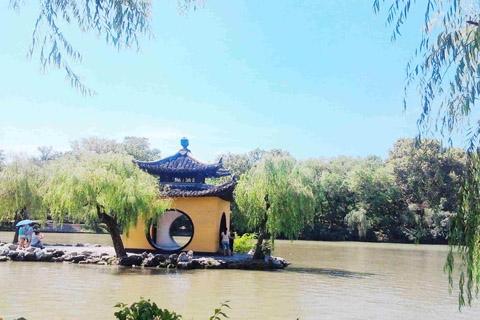 【扬州】全景华东水乡乌镇双飞六天