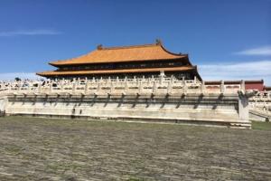 【尚·深度】北京、双飞5天*漫享京城*探秘鸟巢CAIA会展中心<颐和园品茗,京味美食>