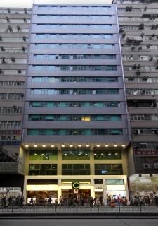 香港CASA酒店[油麻地地铁口]