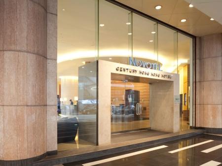 香港诺富特世纪酒店-标准房
