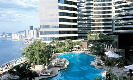 香港万丽海景酒店