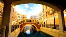 澳门威尼斯人酒店贡多拉船票