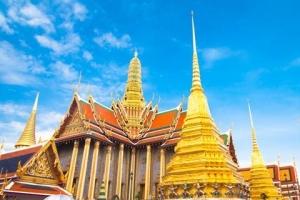 泰国-【尚·博览】泰国曼谷、芭堤雅6天*超值*桂河<Mimosa人妖表演,泰拳表演>