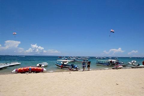 巴厘岛6天*尊贵之旅<国际超豪华酒店,热石SPA>