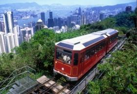 香港双程山顶缆车加凌霄阁摩天台套票(成人)
