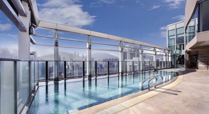 香港如心铜锣湾海景酒店