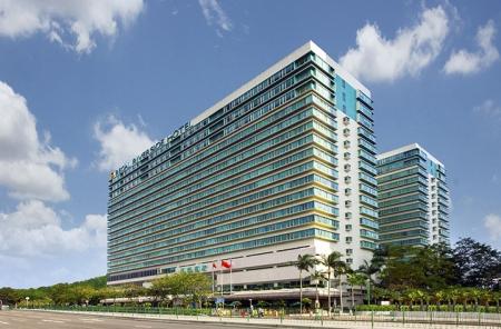 香港丽豪酒店高级房
