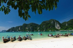 泰国-*【乐·博览】泰国、普吉5天*超值*广州往返<珊瑚岛,神仙半岛,橡皮艇泛舟>
