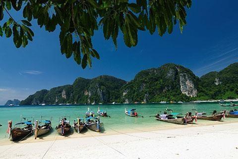 普吉 普吉 泰国-*【乐·博览】泰国、普吉5天*超值*广州往返<珊瑚岛,神仙半岛,橡皮艇泛舟>