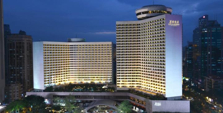 广州花园酒店(环市路主推白金五星)