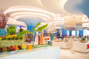 珠海长隆企鹅酒店自助早餐票小童票 07:00-10:30时段