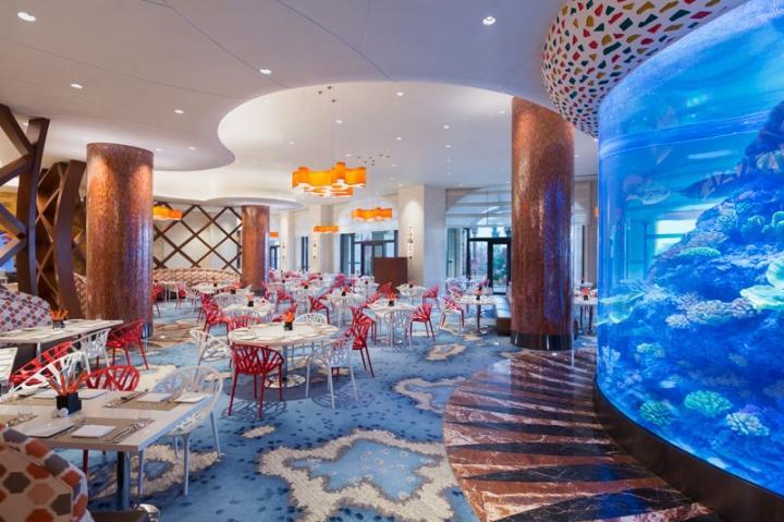 珠海长隆横琴湾酒店自助餐