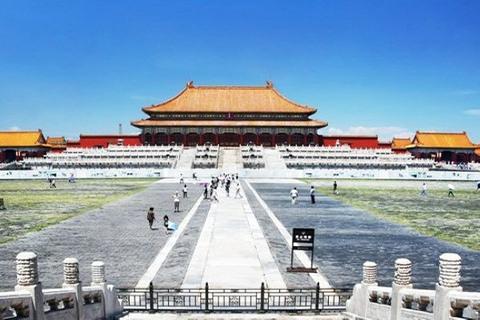 北京高铁6天*故宫博物院探甄嬛居所*居庸关*乐游