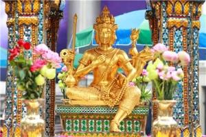 泰国-【尚·博览】泰国曼谷、芭堤雅6天*超值*帝尚风情园<芭堤雅OUTLET,曼谷跳蚤市场或JJmall>