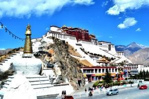 西藏-【拉萨当地玩乐】拉萨刚坚饭店贵宾楼+布达拉宫3天2晚