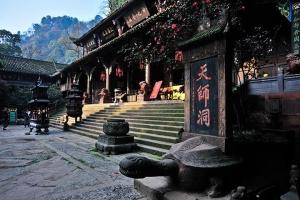 成都-【成都当地玩乐】都江堰+青城天下幽青城山1天游(车位+门票)