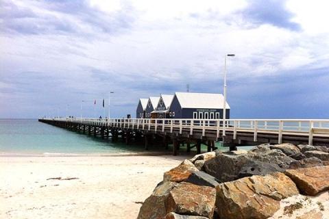 澳大利亚 西澳大利亚州 珀斯-【尚·深度】澳洲西部(珀斯)8天*纯玩*全景*广州往返<尖峰石阵,曼都拉观海豚,玛格丽特河品酒,罗特尼斯岛>