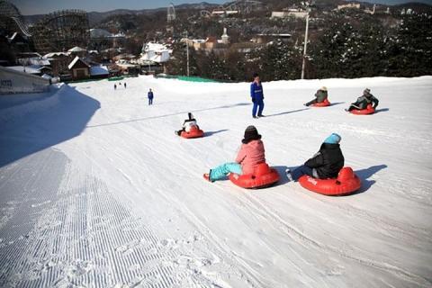 【典·博览】韩国首尔济州庆州釜山6天*超值*全景*玩雪*仁川往返