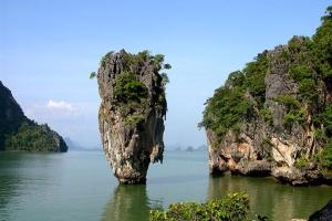 泰国-泰国【当地玩乐】代订普吉攀牙湾007岛皮划艇快艇一日游(甲米出发)(2人起订)*等待确认