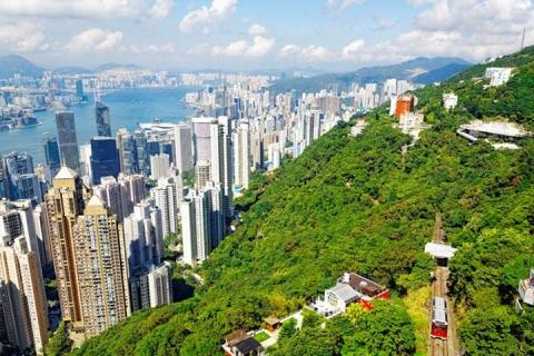【游览*乐园】香港2天*海洋公园*市区观光*纯玩*拼团<SH>