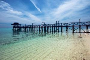 【尚·休闲】马来西亚沙巴4天*超值*周末风*广州往返<GAYA周日集市,丹绒亚路海滩日落>