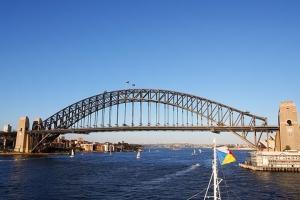 悉尼-悉尼盛景加库克船长号午餐游船1天游.等待确认