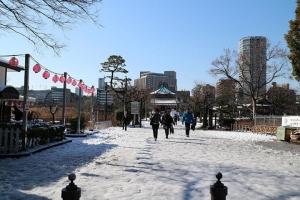 日本-冬日飞雪 日本东京5天单机票*广州往返