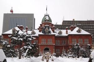 日本- 冬日飞雪 本州北海道6天单机票*广州往返 .等待确认