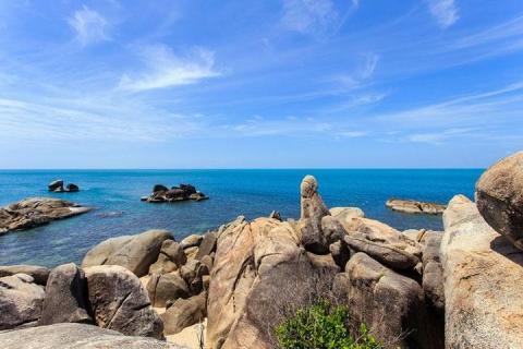 泰国苏梅岛5天<海马岛出海一天游,苏梅岛特色下午茶,苏梅岛环岛游>