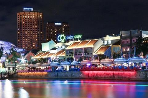 新加坡5天*悠游狮城<圣淘沙名胜世界自由活动,滨海湾花园,加东娘惹、阿拉伯马来文化区,2或3天自由活动>