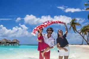 马尔代夫-*【2017春节】等待确认*ClubMed马尔代夫卡尼岛6天4晚(4会所)广州往返*一价全包