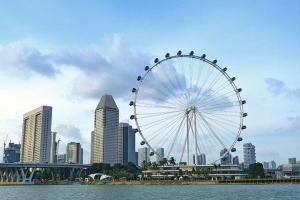 新加坡-【自由行】新加坡5天*圣淘沙逸豪酒店2晚+市区喜来登酒店2晚*海豚园+环球影城贵宾体验*广州往返*等待确认<圣淘沙探索之旅>
