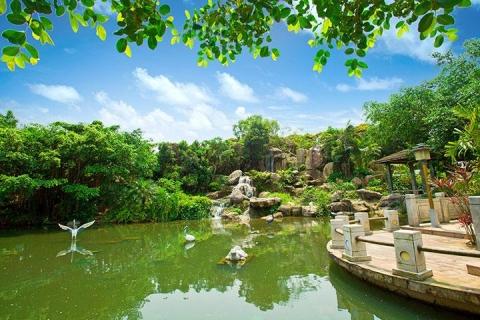 江门-【古兜+长隆】古兜双料温泉、珠海长隆海洋王国二天